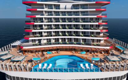 Carnival Mardi Gras Cruise Ship 2020 And 2021 Carnival Mardi Gras Cruise Destinations Deals The Cruise Web