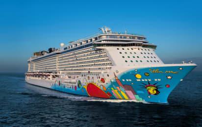 Norwegian Breakaway Cruise Ship 2020 2021 And 2022 Ncl Breakaway