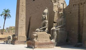 Temple Karnak in Egypt