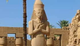 Karnak Temple Sculpture