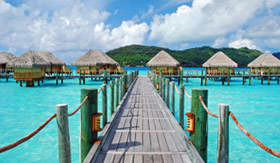 Tahiti cruise sales incentive