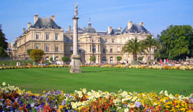 Jardin Du Luxembourg in Paris, France