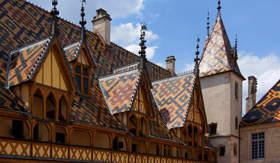 Hotel-Dieu de Beaune, France