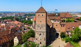 Historic Nuremberg, Germany