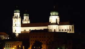 St. Stephen's Cathedral in Passau