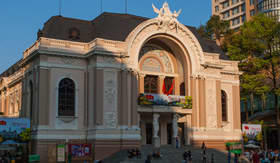 Ho Chi Minh City Theater, Vietnam