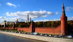 Moscow's Kremlin Complex
