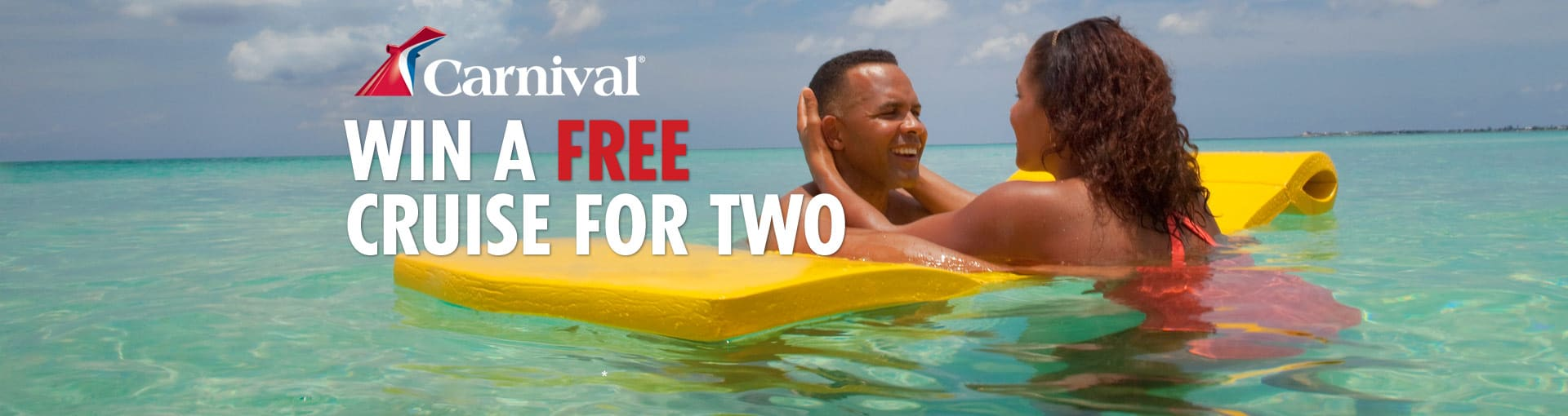 Terms and Conditions for Carnival Cruise Giveaway