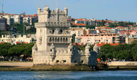 Lisbon's Tower of Belem
