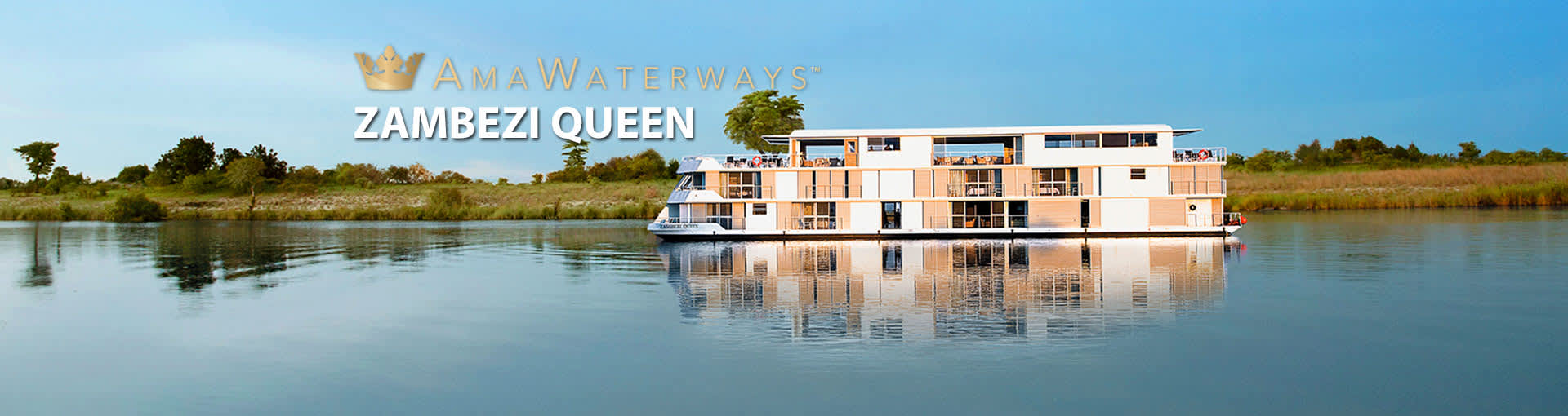AmaWaterways - Zambezi Queen