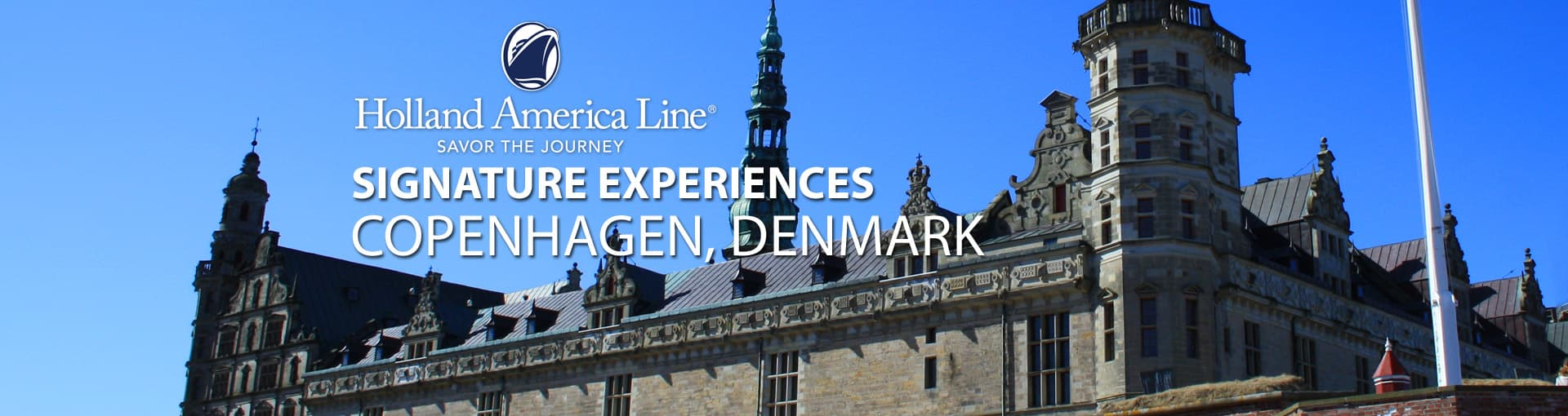 Holland America Signature Experiences - Copenhagen, Denmark
