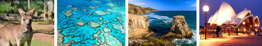 Preview of Australia and New Zealand Monograms Destinations