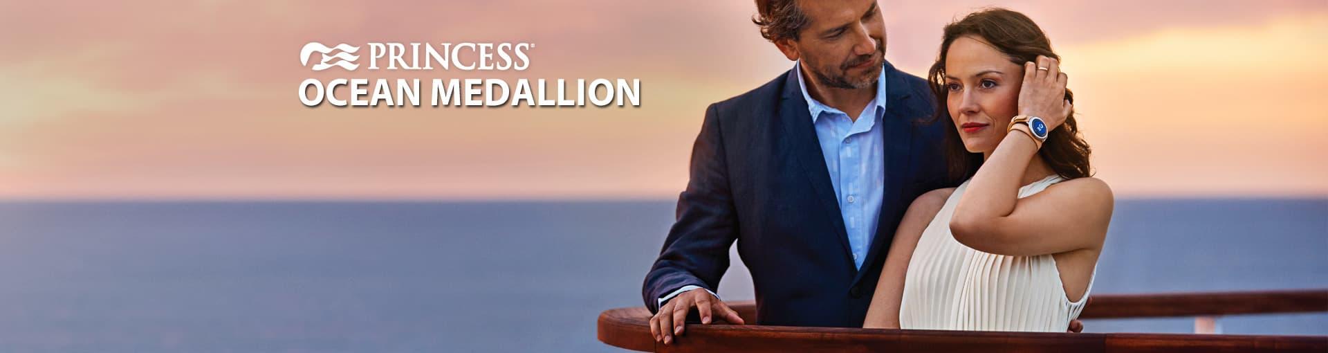 Princess Cruises - Ocean Medallion