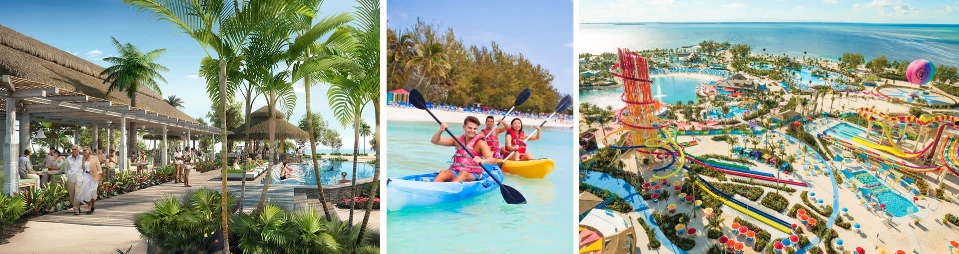 Highlights from Royal Caribbean's Perfect Day at CocoCay