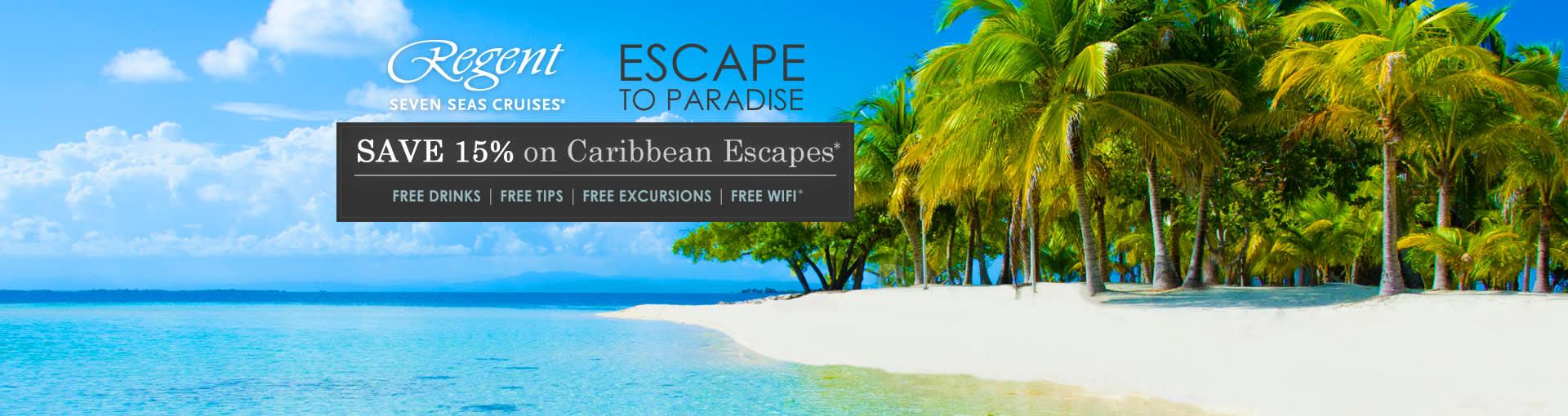 Regent Seven Seas Cruises - Caribbean Sale