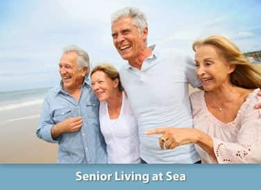 Senior Living at Sea