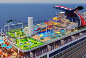 Carnival Mardi Gras - Courtesy of Carnival Cruise Line