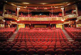 Cunard's Royal Theater - Courtesy of Cunard