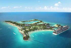 Ocean Cay MSC Marine Reserve - Courtesy of MSC Cruises