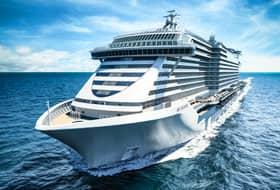 MSC Seashore - Courtesy of MSC Cruises