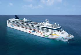 Norwegian Dawn - Courtesy of Norwegian Cruise Line