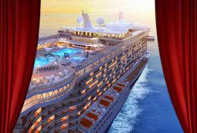 New Ships for 2019 - Background image courtesy of Princess Cruises