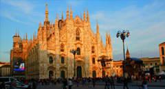2015 World Fair in Milan, Italy