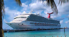 Carnival in the Caribbean - Courtesy of Carnival Cruise Lines