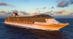 Carnival Pride - Courtesy of Carnival Cruise Lines
