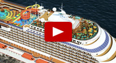 Tour the BRAND NEW Carnival Vista - Courtesy of Carnival Cruise Lines