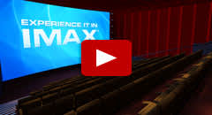 Carnival Vista IMAX Theater - Courtesy of Carnival Cruise Lines