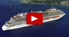 Carnival Vista Rendering - Courtesy of Carnival Cruise Lines
