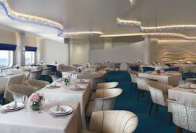 Celebrity Edge Blu Dining - Courtesy of Celebrity Cruises