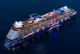 Celebrity Edge Rendering - Courtesy of Celebrity Cruises