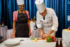 Chef - Courtesy of Celebrity Cruises