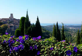 St. Paul de Vence in France