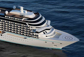 Diamond Class Rendering - Courtesy of Crystal Cruises