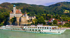 Crystal Mozart - Courtesy of Crystal Cruises