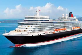 Queen Elizabeth - Courtesy of Cunard Line