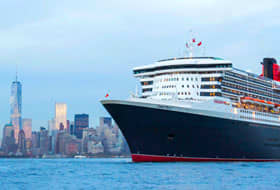 Queen Mary 2 - Courtesy of Cunard Line