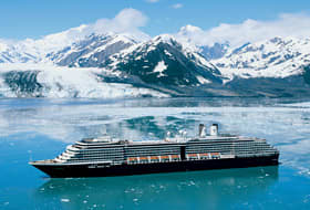 Alaskan Adventure - Courtesy of Holland America