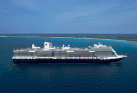 Holland America Cruise Ship - Courtesy of Holland America Line