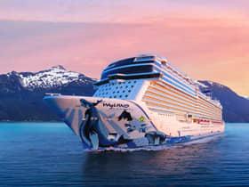 Norwegian Bliss - Courtesy of Norwegian Cruise Line
