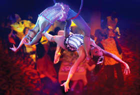Cirque Dreams - Courtesy of Norwegian Cruise Line