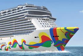Norwegian Encore - Courtesy of Norwegian Cruise Line