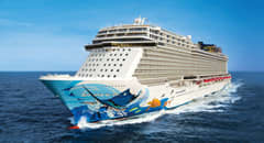 Norwegian Escape - Courtesy of Norwegian Cruise Line