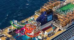 Norwegian Getaway - Courtesy of Norwegian Cruise Line
