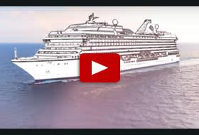 Oceania Cruises' Allura-Class Teaser - Courtesy of Oceania Cruises
