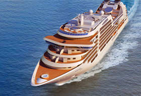Seabourn Ovation Rendering - Courtesy of Seabourn
