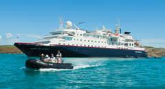 Silver Discoverer - Courtesy of Silversea Cruises